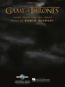 Game of Thrones (Theme): (Theme from the HBO Series)