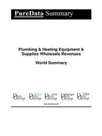 Plumbing & Heating Equipment & Supplies Wholesale Revenues World Summary