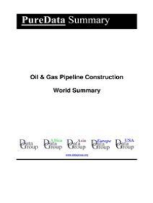 Oil & Gas Pipeline Construction World Summary: Market Values & Financials by Country