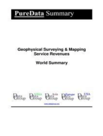 Geophysical Surveying & Mapping Service Revenues World Summary
