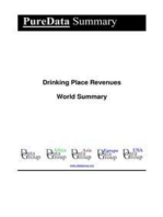Drinking Place Revenues World Summary