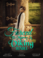 Forced To Marry A Viking Bundle