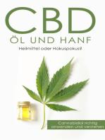 CBD Öl und Hanf