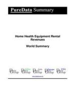 Home Health Equipment Rental Revenues World Summary