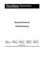 Security Products World Summary