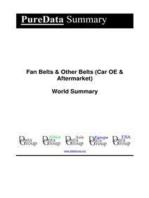 Fan Belts & Other Belts (Car OE & Aftermarket) World Summary