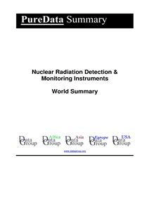 Nuclear Radiation Detection & Monitoring Instruments World Summary