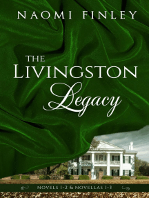 The Livingston Legacy Box Set: Books 1-2, Novellas 1-4: The Livingston Legacy