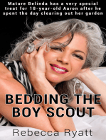 Bedding The Boy Scout