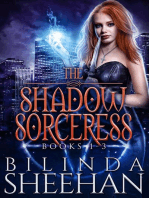 The Shadow Sorceress Books 1-3