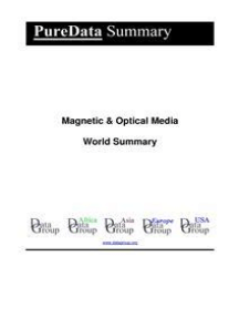 Magnetic & Optical Media World Summary: Market Values & Financials by Country