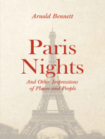 Paris Nights - And other Impressions of Places and People