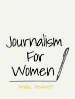 Journalism For Women