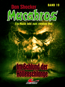 Dan Shocker's Macabros 19: Im Schlund der Höllenschlange