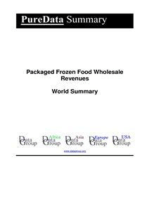 Packaged Frozen Food Wholesale Revenues World Summary