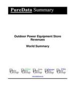 Outdoor Power Equipment Store Revenues World Summary