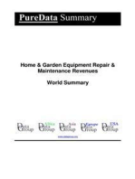 Home & Garden Equipment Repair & Maintenance Revenues World Summary