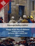 Viaggi di Ali Bey el-Abbassi in Africa ed in Asia. Tomo 3