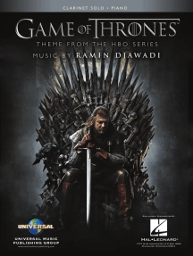 Game of Thrones for Clarinet & Piano: Theme from the HBO Series