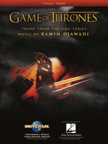 Game of Thrones: Theme Arranged for Violin & Piano