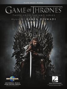 Game of Thrones for Flute and Piano: Theme from the HBO Series