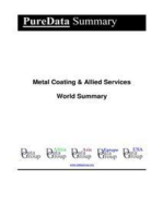 Metal Coating & Allied Services World Summary
