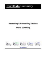 Measuring & Controlling Devices World Summary