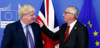 Johnson Promised Brexit—But May Deliver Engxit