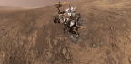 An Experiment Hinted At Martian Life In The '70s. So Why Did We Stop Looking?