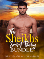 The Sheikh's Secret Baby Bundle