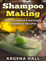 Shampoo Making