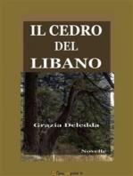Il cedro del Libano (Novelle)