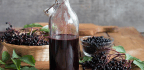 No, Elderberry Syrup Will Not Prevent The Flu