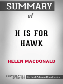 Summary of H Is for Hawk