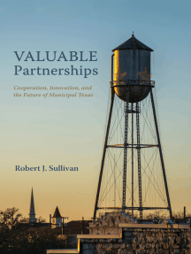 Valuable Partnerships: Cooperation, Innovation, and the Future of Municipal Texas