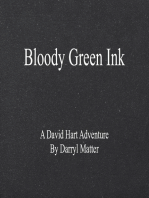 Bloody Green Ink
