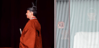 In Ancient Ceremony, Japan's Emperor Naruhito Proclaims His Enthronement To The World