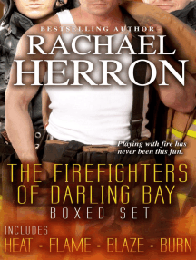 The Firefighters of Darling Bay Boxed Set: The Firefighters of Darling Bay