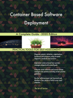 Container Based Software Deployment A Complete Guide - 2020 Edition