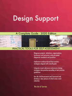Design Support A Complete Guide - 2020 Edition