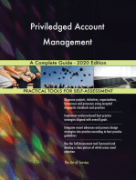 Priviledged Account Management A Complete Guide - 2020 Edition