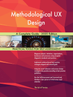 Methodological UX Design A Complete Guide - 2020 Edition