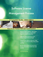 Software License Management Process A Complete Guide - 2020 Edition