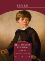 Emile (Barnes & Noble Library of Essential Reading)