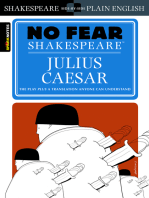 Julius Caesar (No Fear Shakespeare)