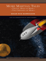 More Martian Tales (Barnes & Noble Library of Essential Reading)