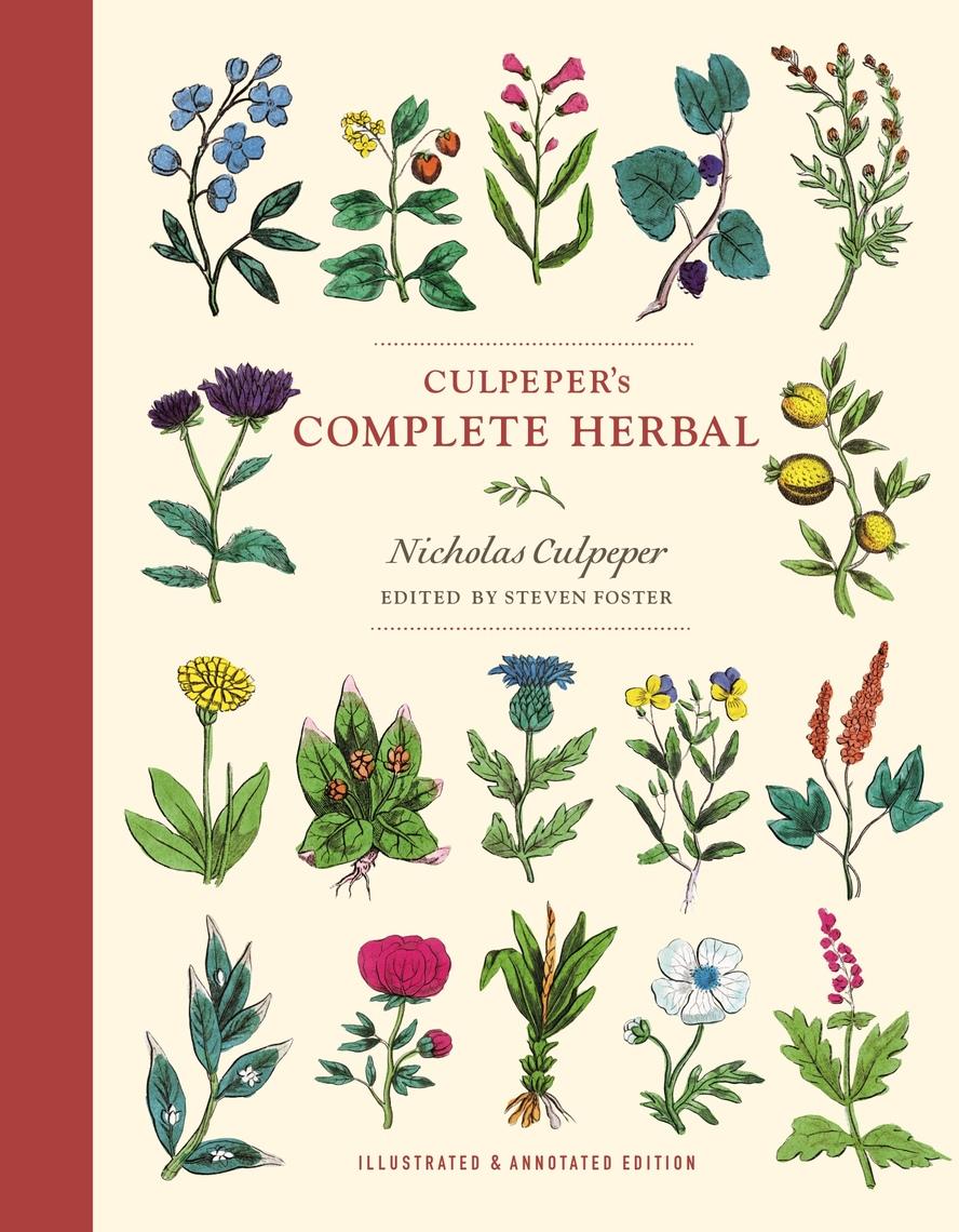 Read Culpeper's Complete Herbal Online by Nicholas ...