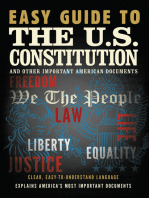 Easy Guide to the U.S. Constitution