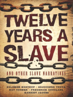 Twelve Years a Slave and Other Slave Narratives