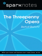 The Threepenny Opera (SparkNotes Literature Guide)